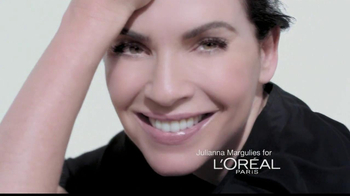 L'Oreal Revitalift Miracle Blur TV Spot Featuring Julianna Margulies