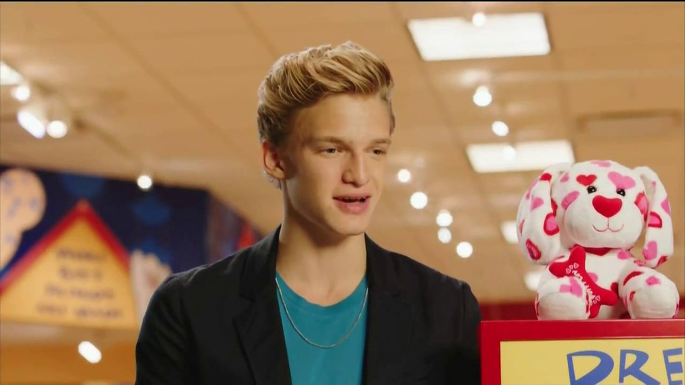 Build-A-Bear Workshop TV Spot Featuring Cody Simpson - Screenshot 3