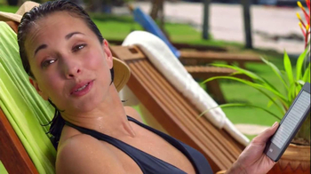 Amazon Kindle Paperwhite TV Spot, 'Husbands' - Thumbnail 7