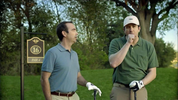 Alka-Seltzer Plus Severe Congestion and Cough TV Spot, 'Golf Cough' - Thumbnail 6
