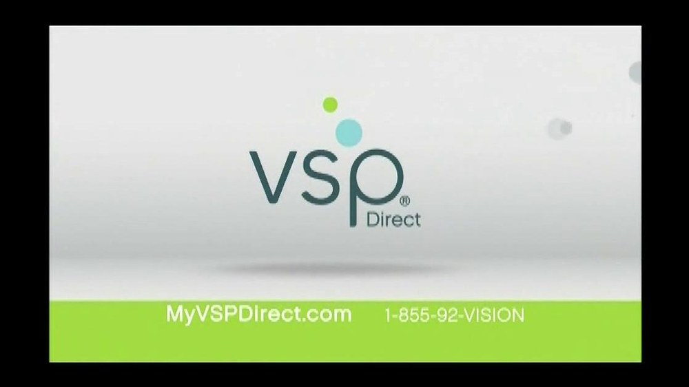 VSP Direct TV Spot, 'Benefits' - Screenshot 4