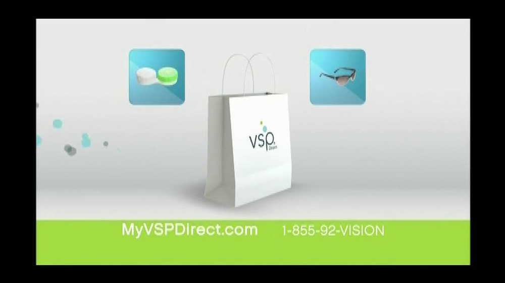 VSP Direct TV Spot, 'Benefits' - Screenshot 5