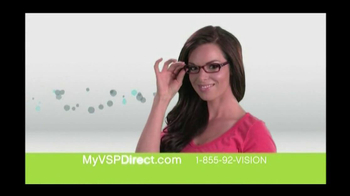 VSP Direct TV Spot, 'Benefits' - Thumbnail 10