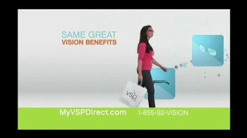 VSP Direct TV Spot, 'Benefits' - Thumbnail 3