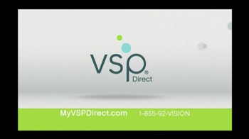 VSP Direct TV Spot, 'Benefits' - Thumbnail 4