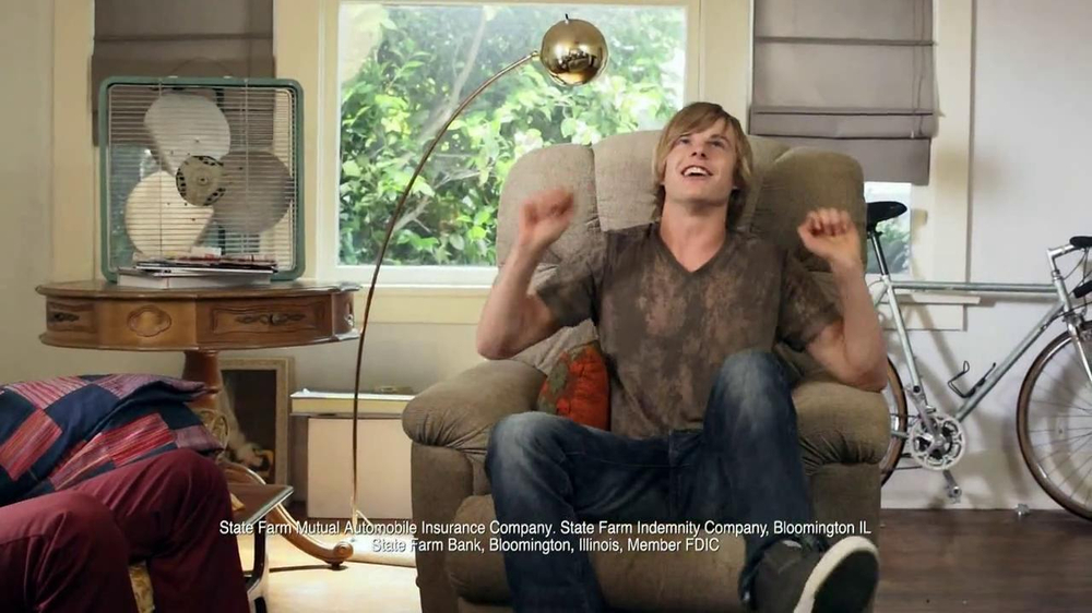 State Farm TV Spot, 'The Girl from 4E' - iSpot.tv