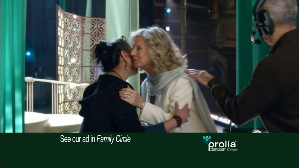 Prolia TV Spot Featuring Blythe Danner - Screenshot 10