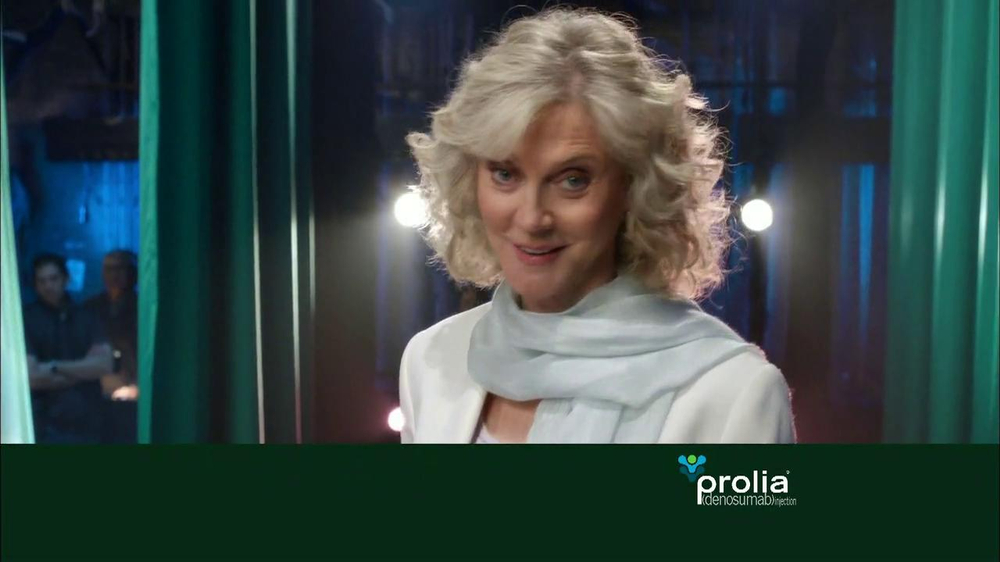 Prolia TV Spot Featuring Blythe Danner - Screenshot 6