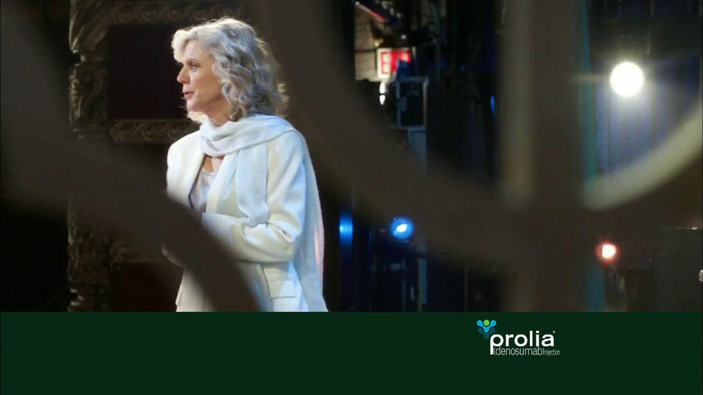 Prolia TV Spot Featuring Blythe Danner - Screenshot 7