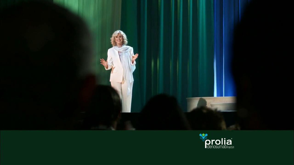 Prolia TV Spot Featuring Blythe Danner - Screenshot 8