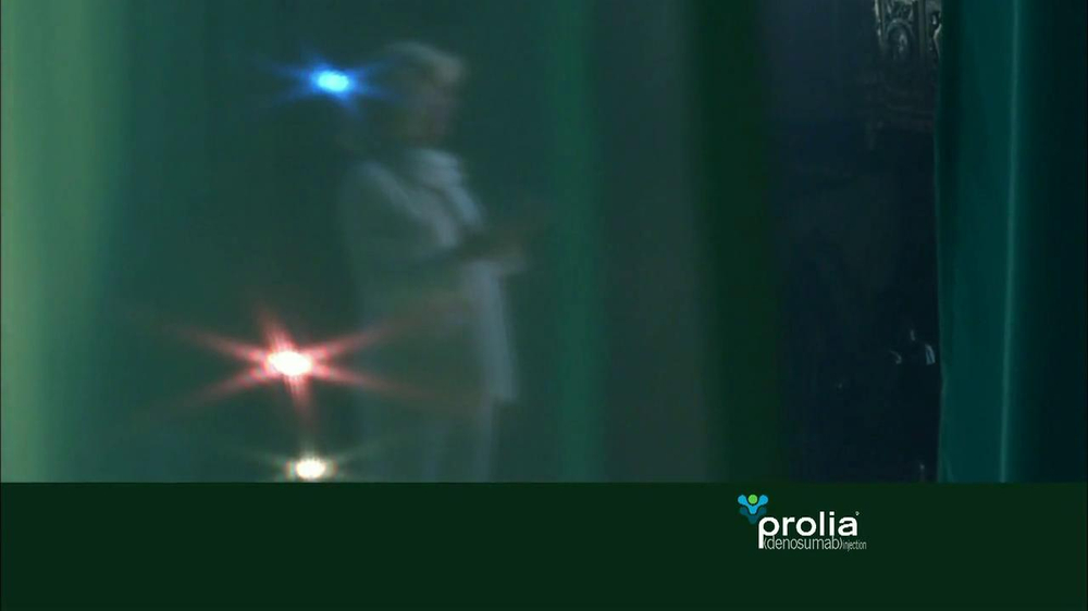 Prolia TV Spot Featuring Blythe Danner - Screenshot 9