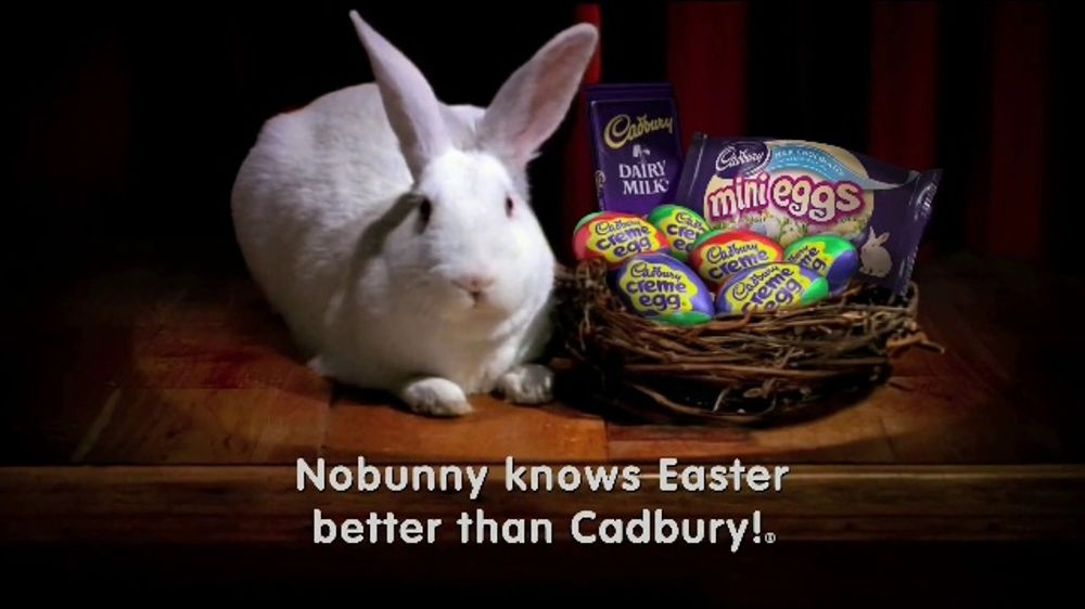 Cadbury TV Spot, 'Bunny Auditions' - Screenshot 9