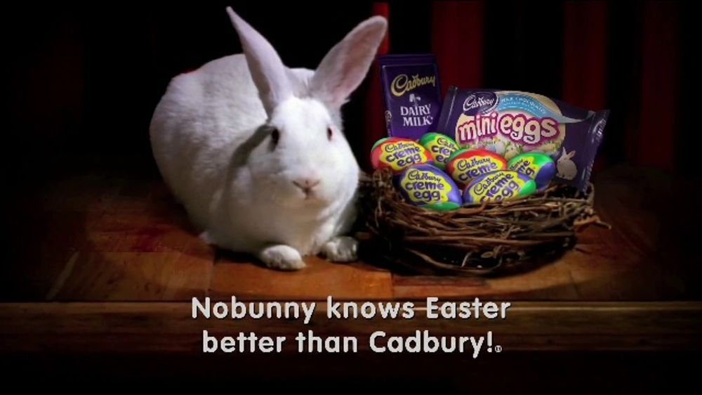 Cadbury TV Spot, 'Bunny Auditions' - Screenshot 8