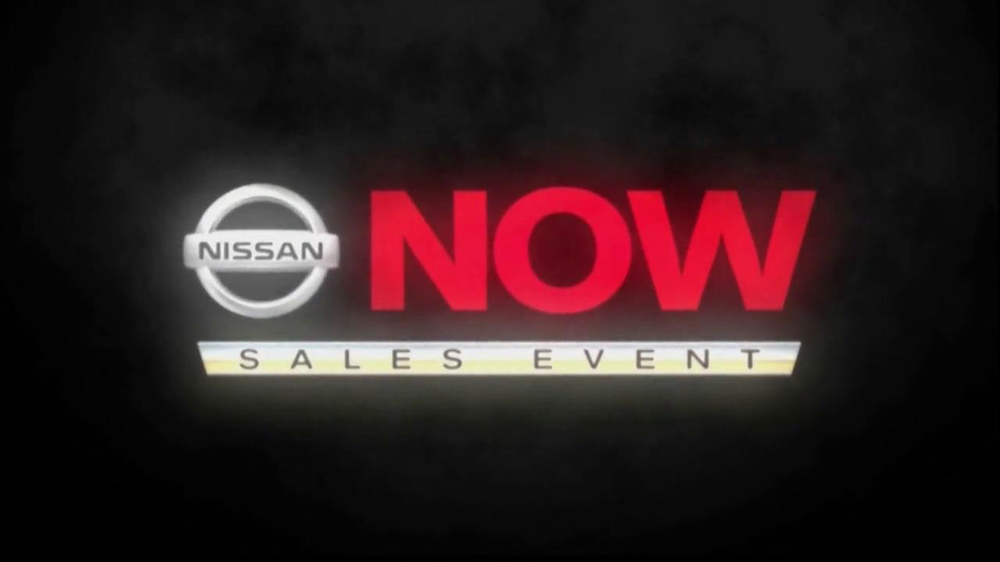 Nissan Now Sales Event TV Spot, 'Altima' Song by The Alan Parsons Project - Screenshot 1