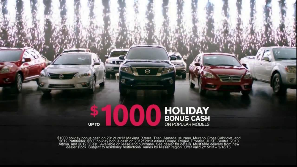 Nissan Now Sales Event TV Spot, 'Altima' Song by The Alan Parsons Project - Screenshot 4