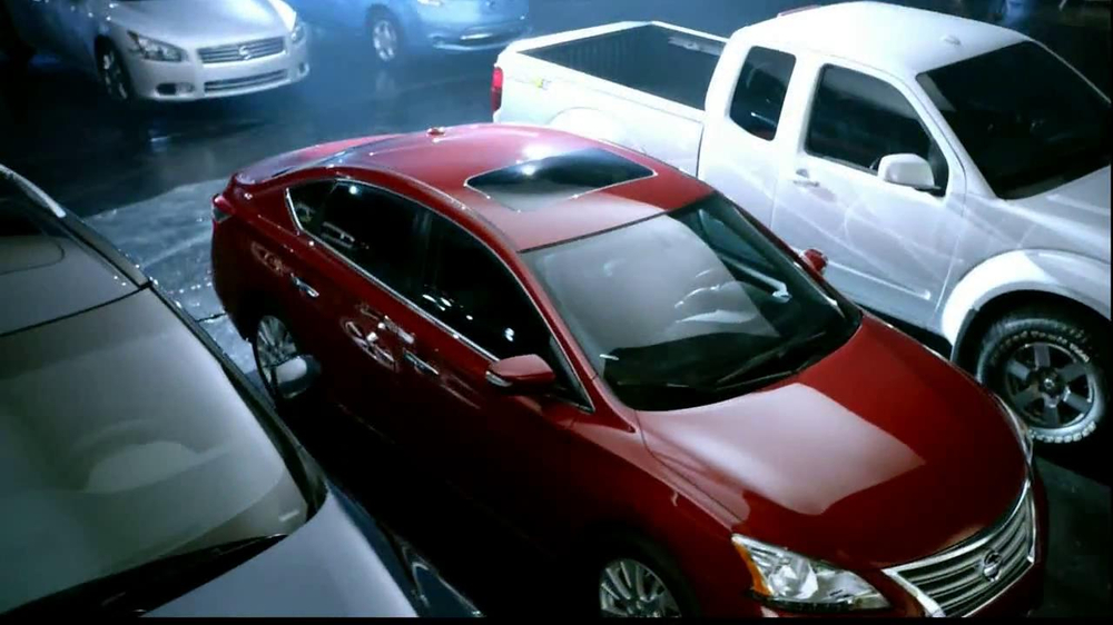 Nissan Now Sales Event TV Spot, 'Altima' Song by The Alan Parsons Project - Screenshot 5