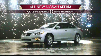 Nissan Now Sales Event TV Spot, 'Altima' Song by The Alan Parsons Project - Thumbnail 3