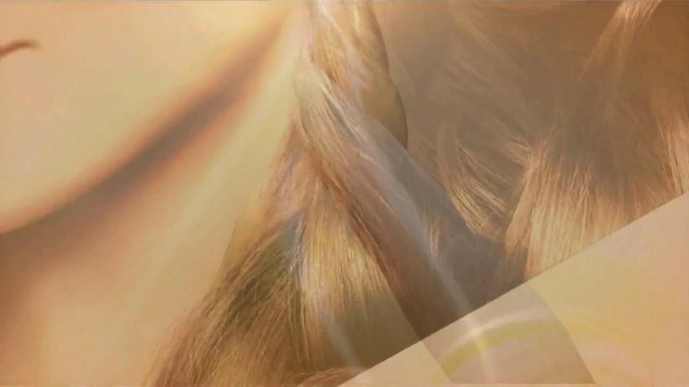 Revlon Luxurious Colorsilk Buttercream TV Spot Featuring Olivia Wilde - Screenshot 7