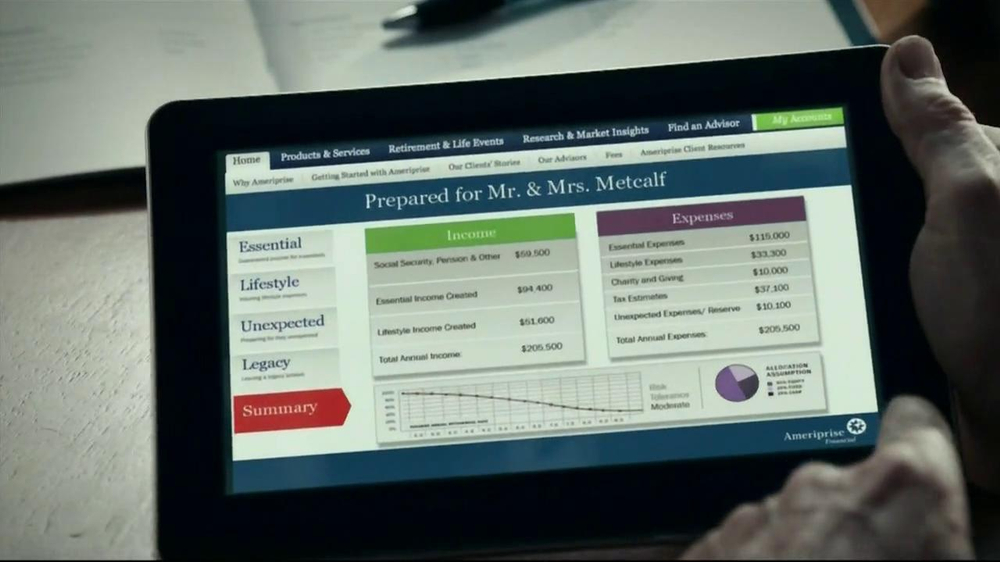 Ameriprise Financial TV Spot, 'Retirement Dream' Featuring Tommy Lee Jones - Screenshot 6