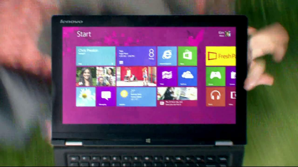 Microsoft Windows 8 TV Spot, 'Fun' Song by Langhorne Slim & the Law - Screenshot 6