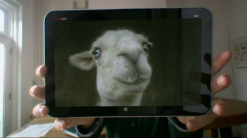 Microsoft Windows 8 TV Spot, 'Fun' Song by Langhorne Slim & the Law - Thumbnail 9