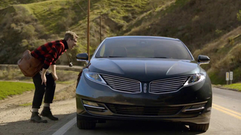 Lincoln Super Bowl 2013 Teaser, '#SteerTheScript' Featuring Jimmy Fallon
