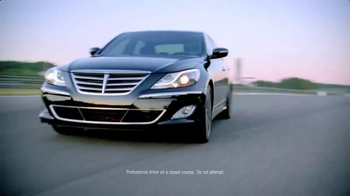 Hyundai Genesis Super Bowl 2013 TV Spot, 'Excited' Feat. Gus Johnson