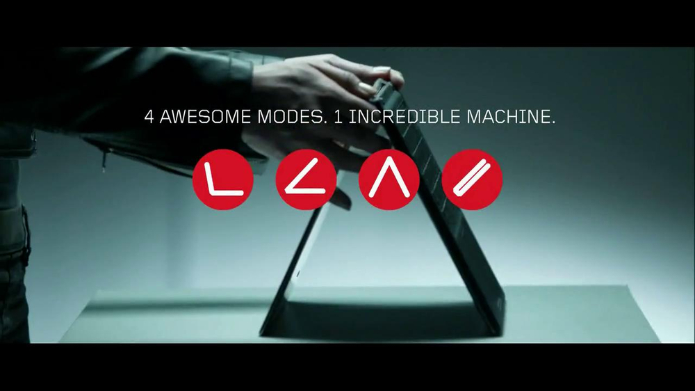 Lenovo Yoga TV Spot, 'Motorcycle Escape' - Screenshot 10
