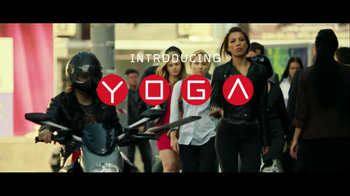 Lenovo Yoga TV Spot, 'Motorcycle Escape' - Thumbnail 9