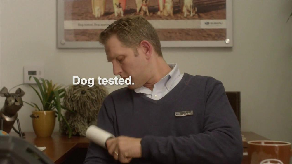 Subaru TV Spot 'Dog Tested, Dog Approved' - Screenshot 9
