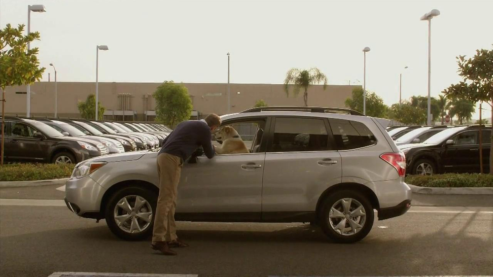 Subaru TV Spot 'Dog Tested, Dog Approved' - Screenshot 3