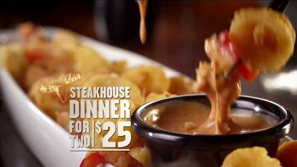 Longhorn Steakhouse TV Spot '2 Dinners Under $25' - Screenshot 7