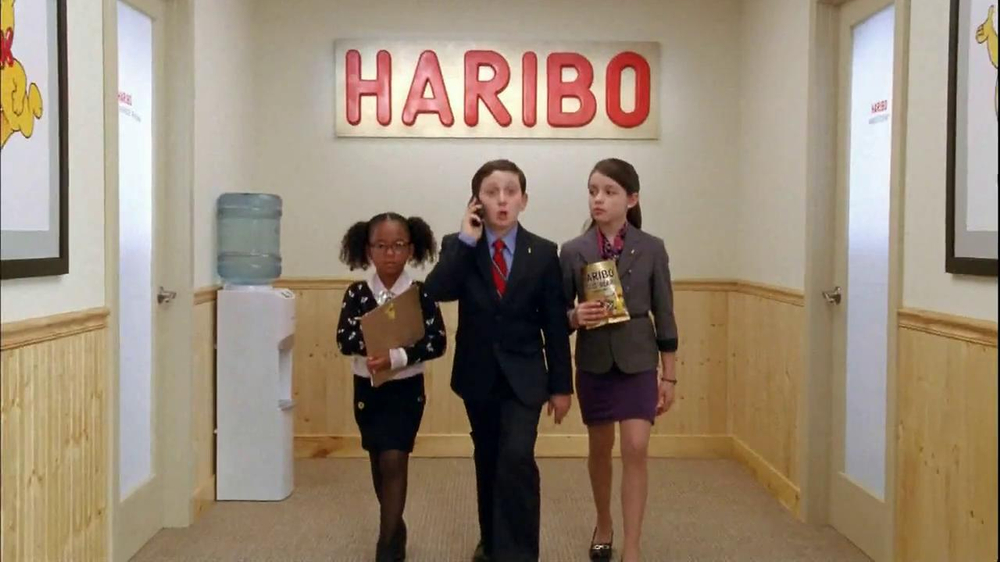 Haribo Gold Bears TV Spot, 'Factory' - 23491 commercial airings