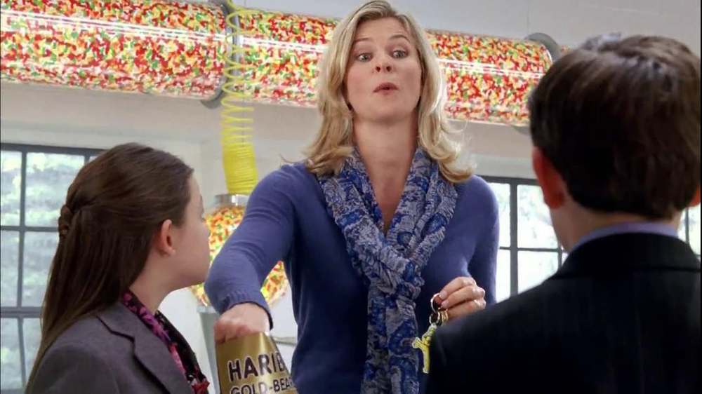 Haribo Gold Bears TV Spot, 'Factory' - Screenshot 9