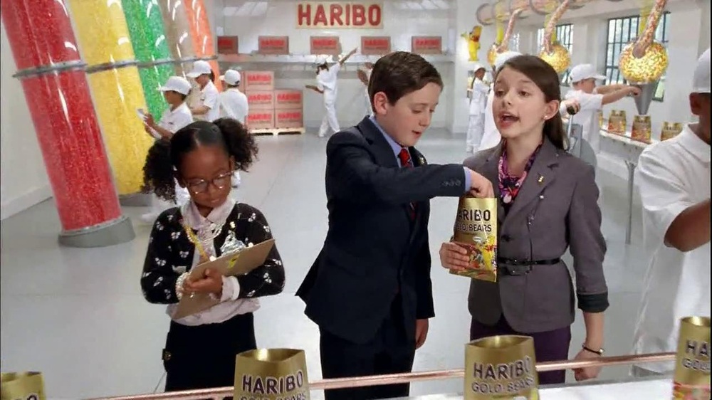 Haribo Gold Bears TV Spot, 'Factory' - Screenshot 4