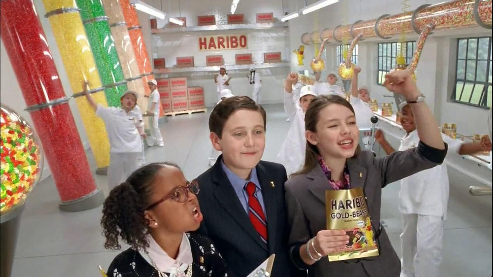 Haribo Gold Bears TV Spot, 'Factory' - Screenshot 7