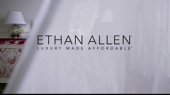 Ethan Allen TV Spot, 'American Colors' - Thumbnail 1