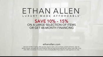Ethan Allen TV Spot, 'American Colors' - Thumbnail 10