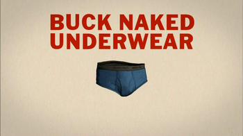 Duluth Trading 2013 Super Bowl TV Spot, 'Buck Naked'  - Thumbnail 7