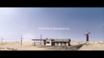 Coca Cola 2013 Super Bowl TV Spot, 'The Chase Conclusion'