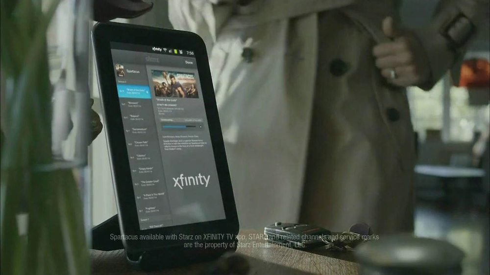 Xfinity 2013 Super Bowl TV Spot, 'This is' - Screenshot 1
