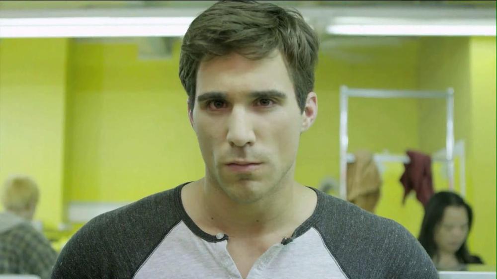 Speed Stick 2013 Super Bowl TV Spot, 'Unattended Laundry' - Screenshot 2