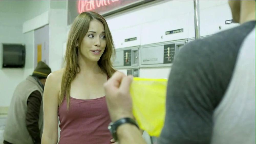 Speed Stick 2013 Super Bowl TV Spot, 'Unattended Laundry' - Screenshot 4