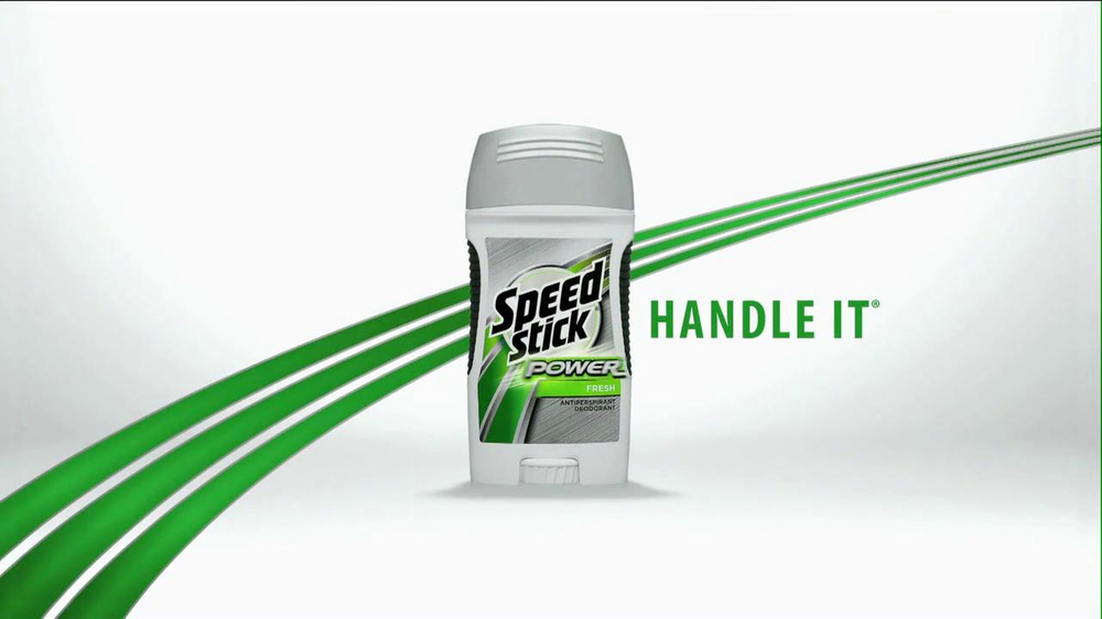 Speed Stick 2013 Super Bowl TV Spot, 'Unattended Laundry' - Screenshot 6
