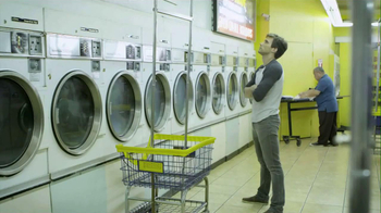 Speed Stick 2013 Super Bowl TV Spot, 'Unattended Laundry' - Thumbnail 1