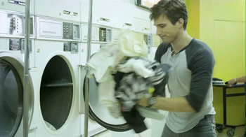 Speed Stick 2013 Super Bowl TV Spot, 'Unattended Laundry' - Thumbnail 3