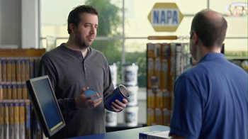 NAPA 2013 Super Bowl TV Spot, 'Know How' Feat. Patrick Warburton - Thumbnail 6