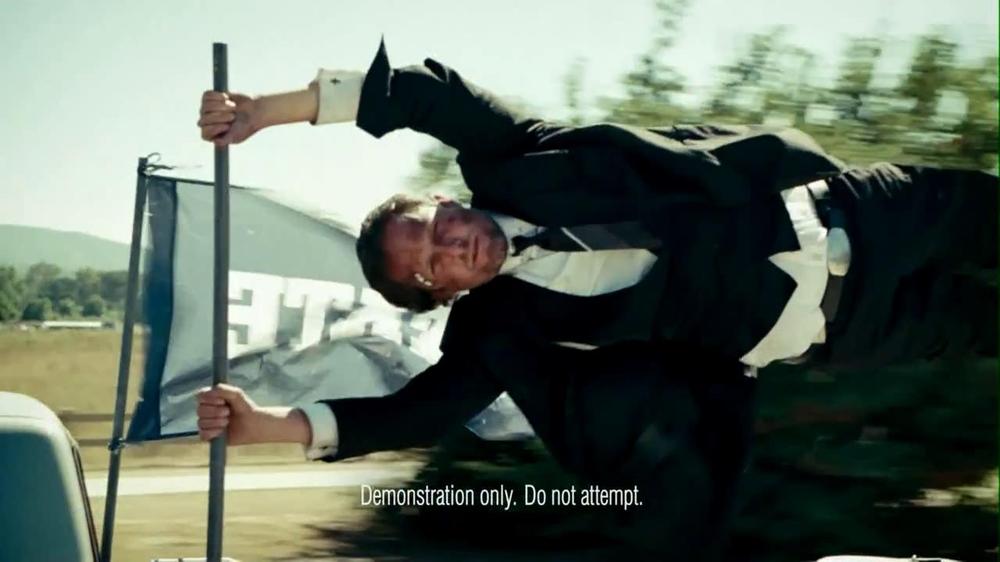 Allstate Team: Allstate 2013 Super Bowl TV Commercial, 'Team Flag'