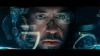 Iron Man 3 Super Bowl 2013 Movie Trailer