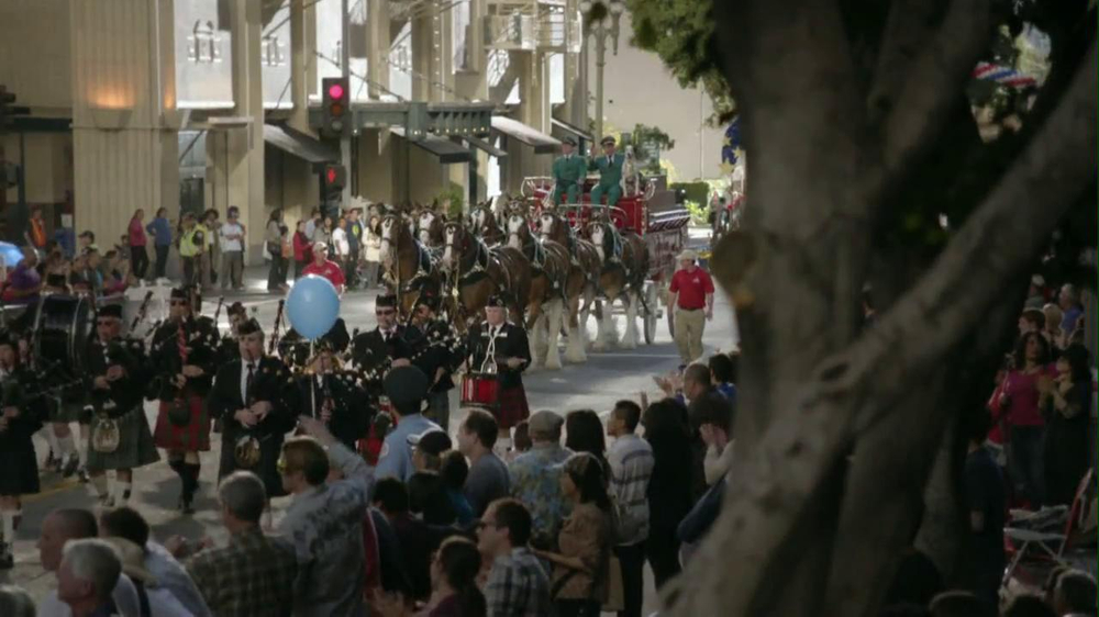Budweiser 2013 Super Bowl TV Spot, 'Brotherhood' Song by Fleetwood Mac - Screenshot 7